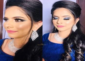 Makeup Artist Rinee Bindra